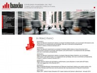 grafica sito web gbaxiu.it