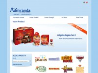grafica sito web Admiranda.it