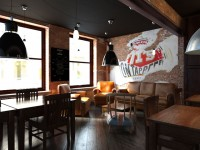 rendering interno pub - dgsign