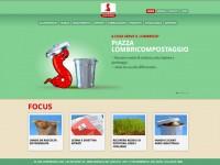 sito web lombricoltura az. agricola compagnoni