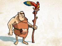 character toon preistoria - Dgsign