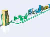 centrale desalinizzazione 3D by Dgsign