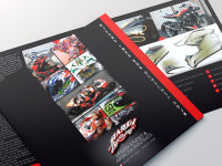brochure bargy Design - DGsign