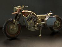 prototipo 3D sandCycle DGsign