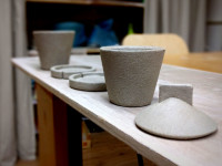 vari modelli DGsign pottery artist