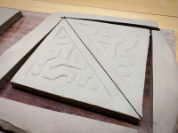 piastrelle triangolo texture dgsign