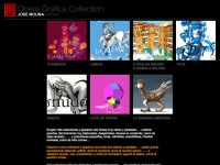 grafica sito web josemolina.com