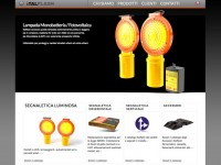 grafica sito web italflash.com