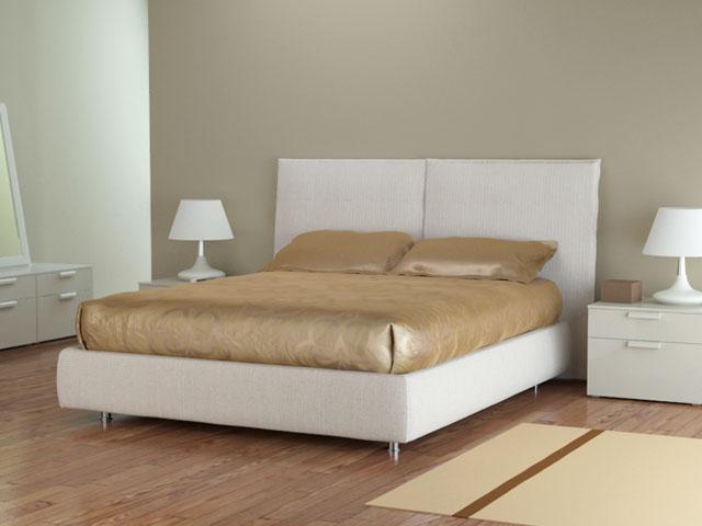 Portfolio 3d dgsign onweb - Camera da letto con parquet ...