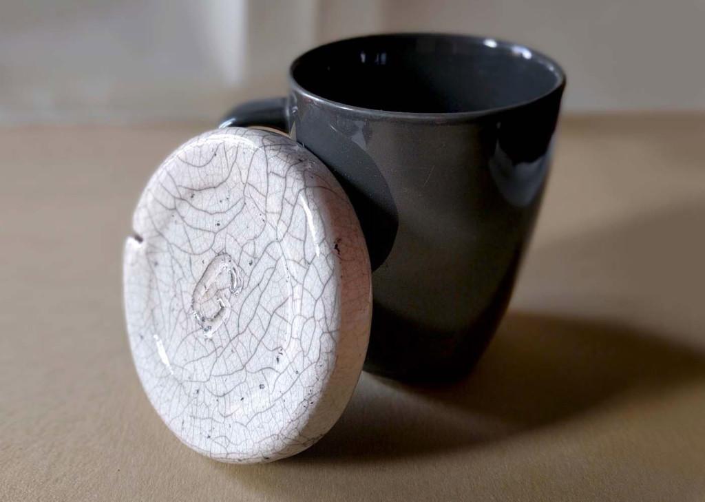 coperchio piattino per mug - DGsign pottery