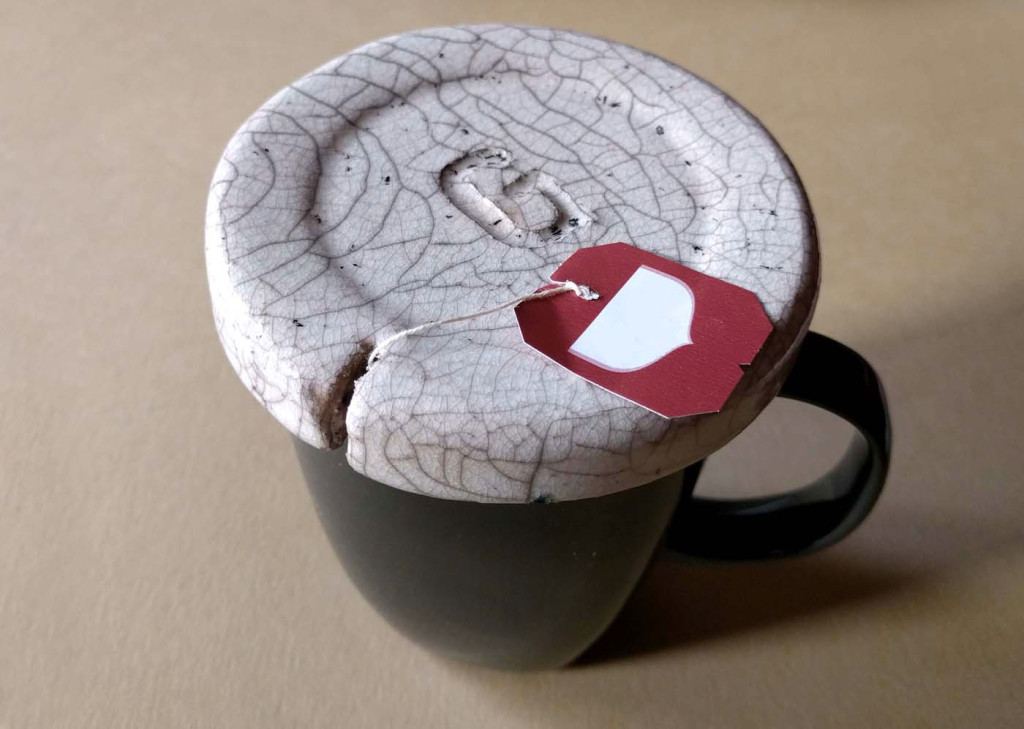 coperchio accessorio per mug - DGsign pottery