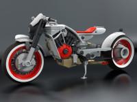modular classic bike 3d concept - DGsign