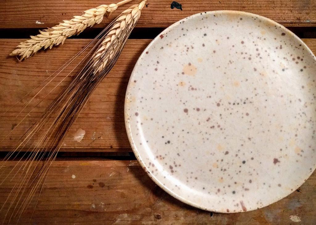 piattino alimentare DGsign pottery