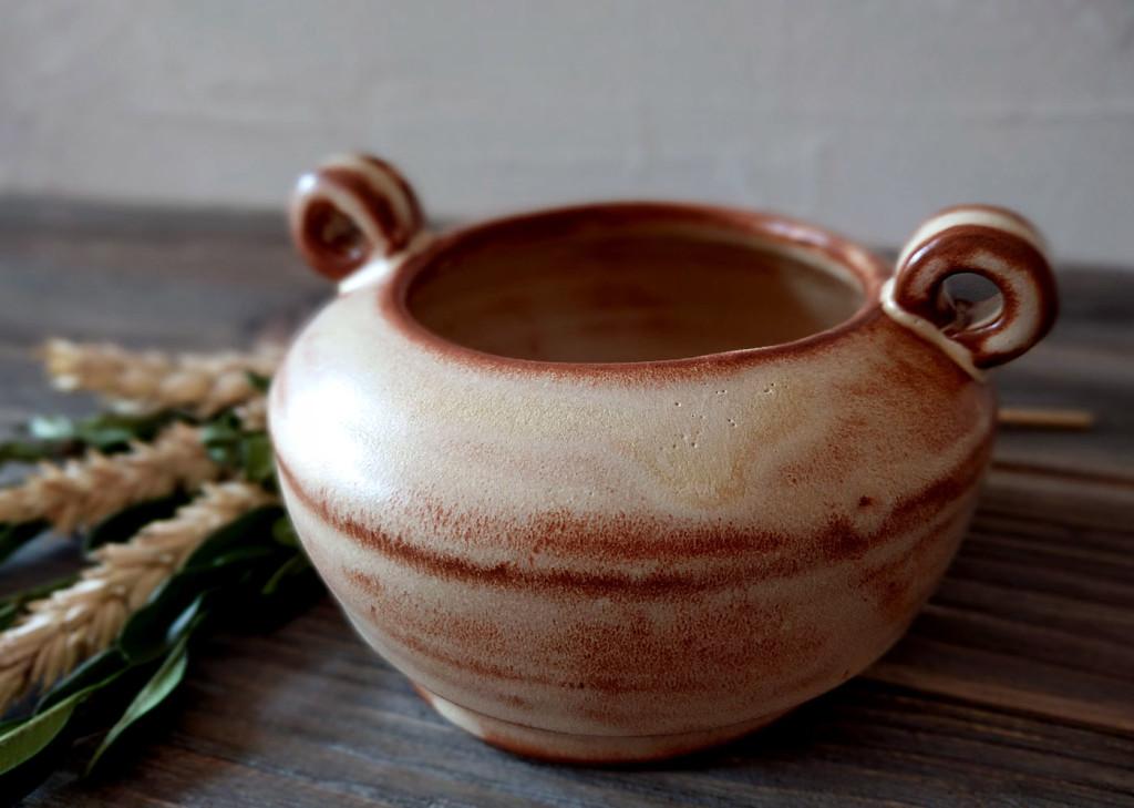 vasetto ceramica sifnos closeUp Dgsign Pottery