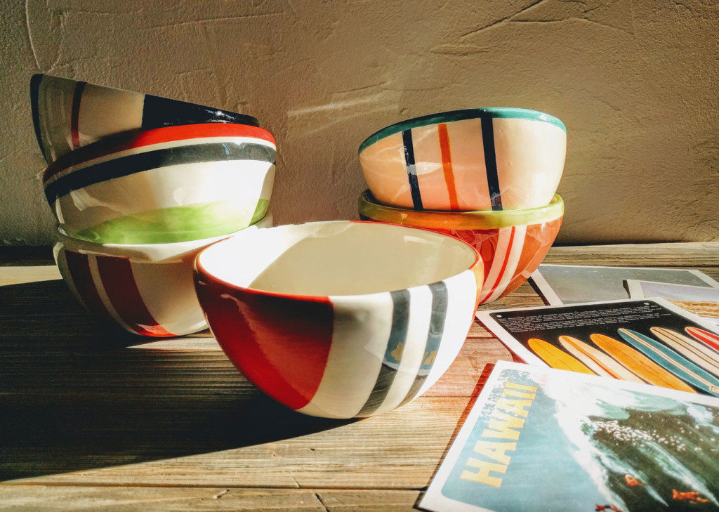 ceramic cup surf colors